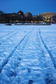 Madison - the University area — Stock Photo