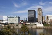 Charleston, West Virginia skyline — Stock Photo