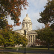 Frankfort - State Capitol Building — Stock Photo #16249813