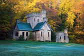 Squire's Castle in Willoughby Hills — Stock Photo