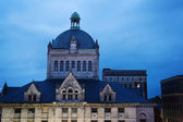 Vecchia architettura di lexington — Foto Stock