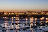 Bridge in Trenton — Stock Photo
