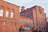 哈里斯堡历史悠久的学校 — 图库照片