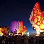 ������, ������: Hot Air Balloon Fiesta in Albuquerque
