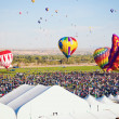 Hot Air Balloon Fiesta — Stock Photo #18152155