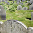 Copp's Hill Burying Ground — Stock Photo