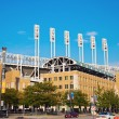 Stock Photo: Progressive Field stadium