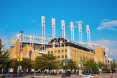 Progressive Field stadium — Stock Photo