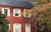 Casa histórica em frankfort — Foto Stock