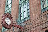 Historic architecture of Trenton — Stock Photo