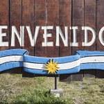 Постер, плакат: Bienvenidos a Argentina