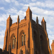 Christ Church Cathedral, Newcastle — Stock Photo