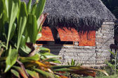 Small house in Tonga — Stock Photo