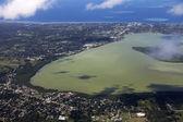 Aerial Nuku'alofa — Stock Photo