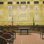 Court Room — Stock Photo #3580766