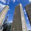 Apartment buildings in Chicago — Stock Photo #3595016