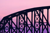Eski köprü detay — Stok fotoğraf