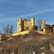 Stock Photo: Hohenschwangau Castle or Schloss Hohenschwangau, Germany