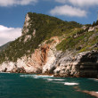 Stock Photo: View in Portovenere, Italy