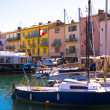 Saint Tropez, France — Stock Photo