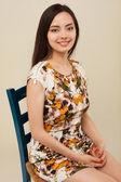 Asian woman portrait — Stock Photo