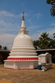 Templo budista de weherahena em matara, sri lanka. — Foto Stock