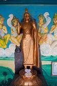 Weherahena Buddhist Temple in Matara, Sri Lanka. — Stock Photo