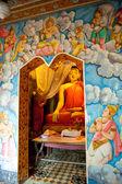 Statue in Buddha Temple — Foto de Stock
