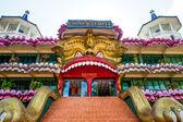 Gold Buddha temple, Dambulla, Sri Lanka — ストック写真