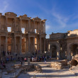 Celsus Library, Ephesus, Turkey — Stock Photo