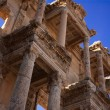 Celsus Library, Ephesus, Turkey — Foto Stock