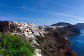 Santorini, Greece — Foto Stock