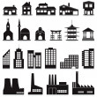 Buildings — Stock Vector #46527739