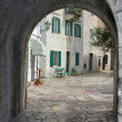 Old town of Kotor in Montenegro — Stock Photo #27134299
