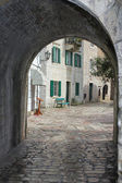 Old town of Kotor in Montenegro — Stock Photo