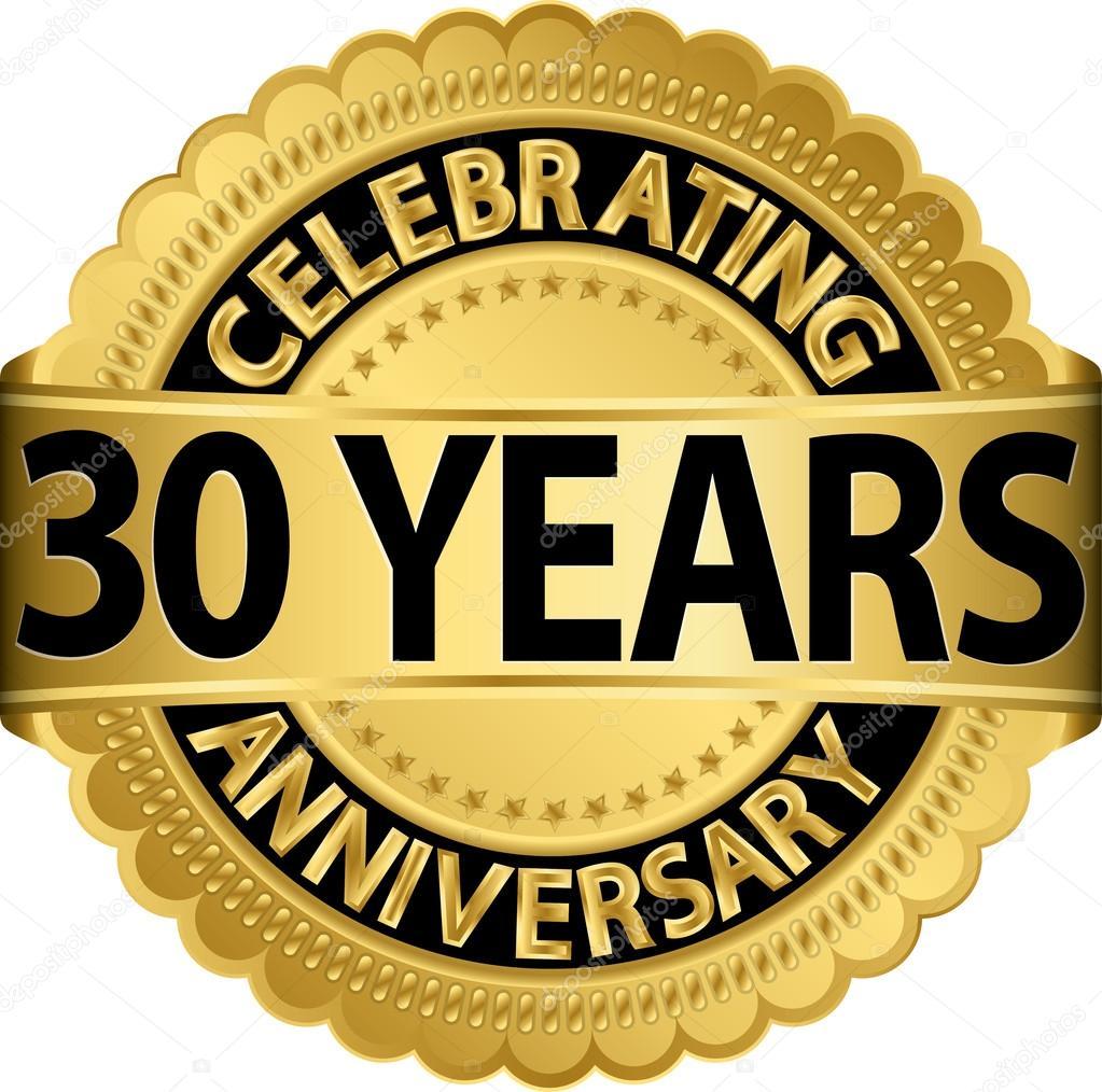 Celebrating Years of Service Celebrating 30 Years