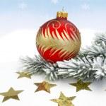 Christmas decoration — Stock Photo #7958837