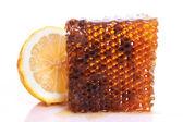 Honing kam — Stockfoto