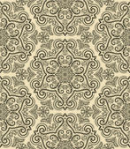 Retro seamless pattern — Stock Vector