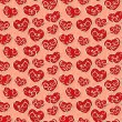 Valentine seamless pattern — Stock Vector #18023857