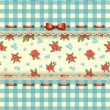 Floral background - Vettoriali Stock 