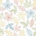 Autumn Seamless Pattern — Stock Vector #30228731