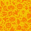 Halloween Seamless Pattern — Stock Vector #32407587
