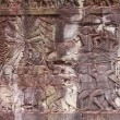 Bas-relief at Angkor wat — Stock Photo #30961397