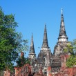Wat PhrSri Sanphet — Stock Photo #39737523