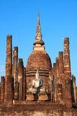 Buddhastatue — Stockfoto