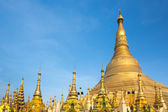 Shwedagon pagoda — Stock Photo