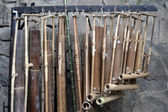 Angklung — Stock Photo