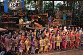 Saung angklung udjo — Stock Photo
