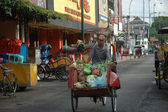Malioboro street — Stock fotografie